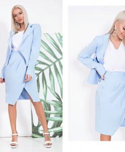 Костюм 46823 (пиджак+брюки)