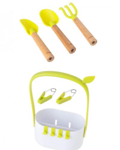 мини садовый инвентарь набор из 6 предметов
