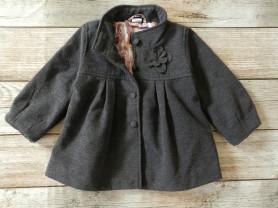 пальто H&M 12-18мес