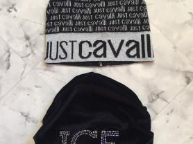 шапки Ieberg и Just Cavalli