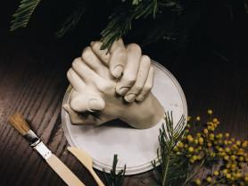 Набор для создания слепков рук