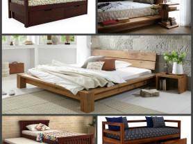 Кровати из массива для детей и взрослых