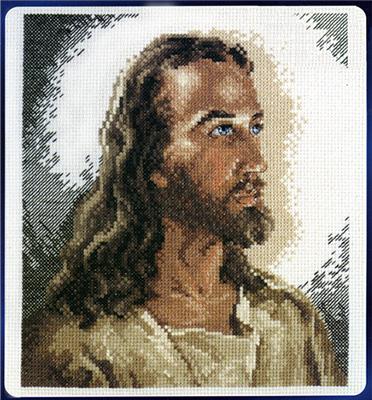 """Janlynn"" Набор 1149-00 ""Образ Иисуса Христа"""