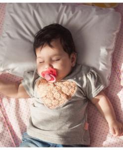 Подушка детская из 100% овечьей шерсти