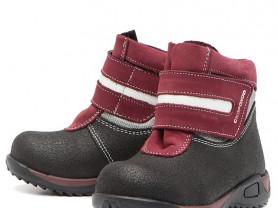 Новые ботиночки на байке р.30. Идеально на слякоть
