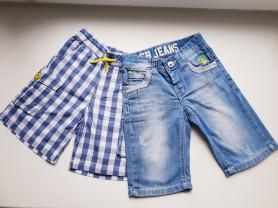 Новые шорты для мальчика на 4 - 5 лет