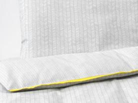 КЛЭММИГ Комплект постельного белья, 120х60 б/у