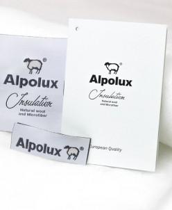 Набор пришивных бирок Альполюкс