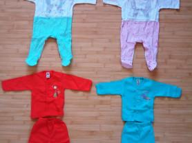 Трикотаж для новорожденных, хлопок, новое
