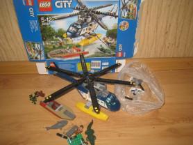 LEGO City 60067 Погоня на полицейском вертолёте