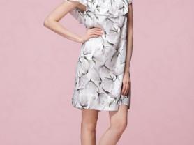 Новое платье белорусской фирмы Nika