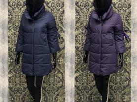 Новая осенняя легкая куртка 42 44 46 48