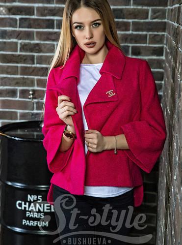 Укороченное пальто 20636