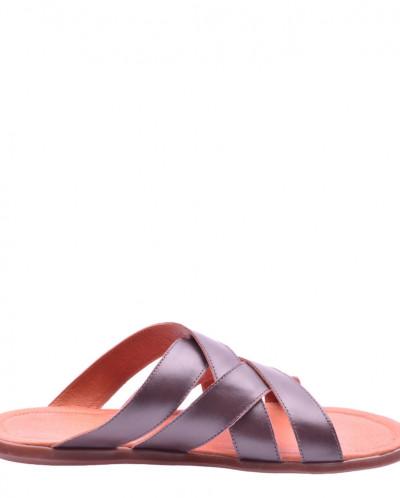 Сандалии LR 1011 коричневые