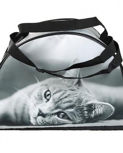 Сумка-переноска для собак и кошек 44х23х30