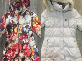Зимние пальто 146, 158