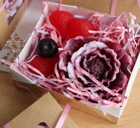 Мини-набор мыла ручной работы Нежная сладость