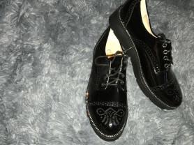 Оксфорды. обувь новая