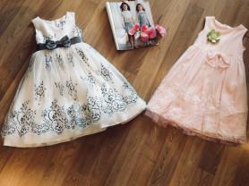 Нарядные платья для девочки De Sallito, Aletta (на рост 110/116 см)