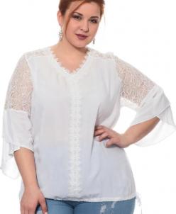 Блуза Белая 407102