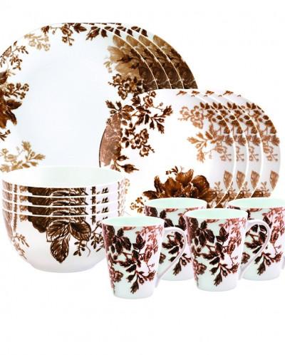 Paula Deen Signature Dinnerware Tatnall Street 16 Piece