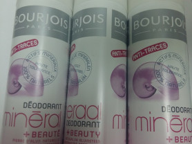Bourjois  дезодорант без алунита 150 мл буржуа