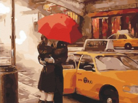 Картины по номерам GX 4070 Прощание