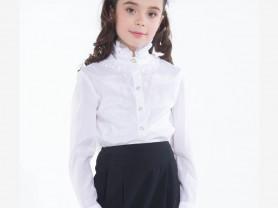 Блузка школьная Cleverly