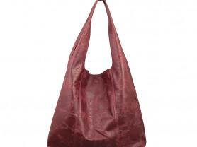 Новая кожаная сумка мешок Италия оригинал