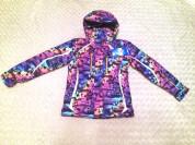 Теплая женская мембранная куртка CINMERLIN