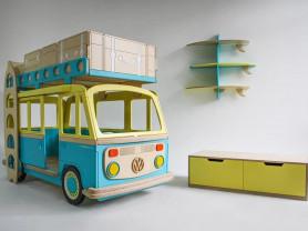 Эксклюзивные детские кроватки ручной работы
