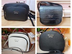 Новые кожаные сумки рюкзаки кроссбоди ассортим