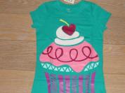 Новые футболки Childrens place на 7-8 и 10-12 лет