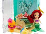 Ариэль в чемоданчике Новая.Disney