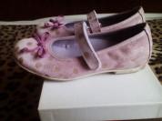 Туфли замша Walkid 26, 16,5 см Италия