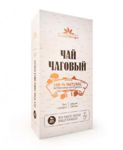 Чай чаговый (без сахара)