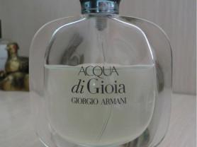 Парфюмерная вода итальянской марки GIORGIO ARMANI