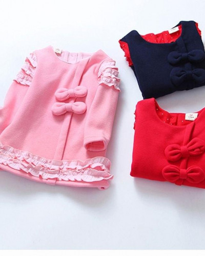 Платье утепленное BabyKids Element 1123