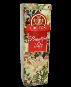 Чай Chelton Прекрасные лилии (OP) 80гр. ж/б