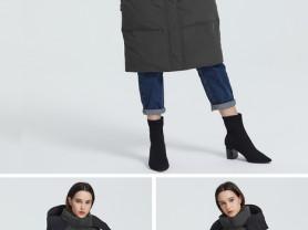 MIEGOFCE новое пальто из био пуха зима