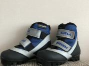 Лыжные ботинки 31 размер, утеплённые