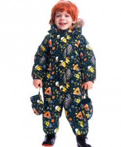 Комбинезон для малышей зимний  зима 19-20