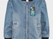 новая джинсовая куртка жакет molo 122