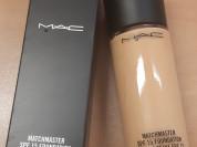 Mac тональный крем матирующий тон 1.5