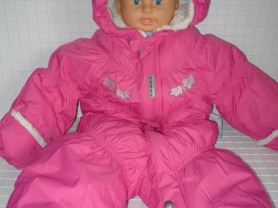 Kerry Керри новый зимний коминезон  р 86 девочка