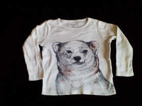 Лонгслив футболка с д/рукавом Carters 24м 2 шт