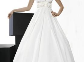 Свадебное платье от Татьяны Каплун!