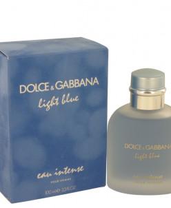 Light Blue Eau Intense Cologne by Dolce & Gabbana