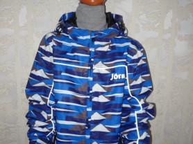 Новая ветровка для мальчика JORN  р 134