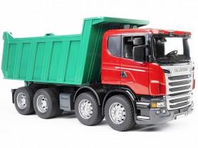 Bruder Самосвал SCANIA Tipper truck BR003550